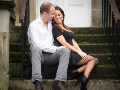 Breadsall Priory Engagement