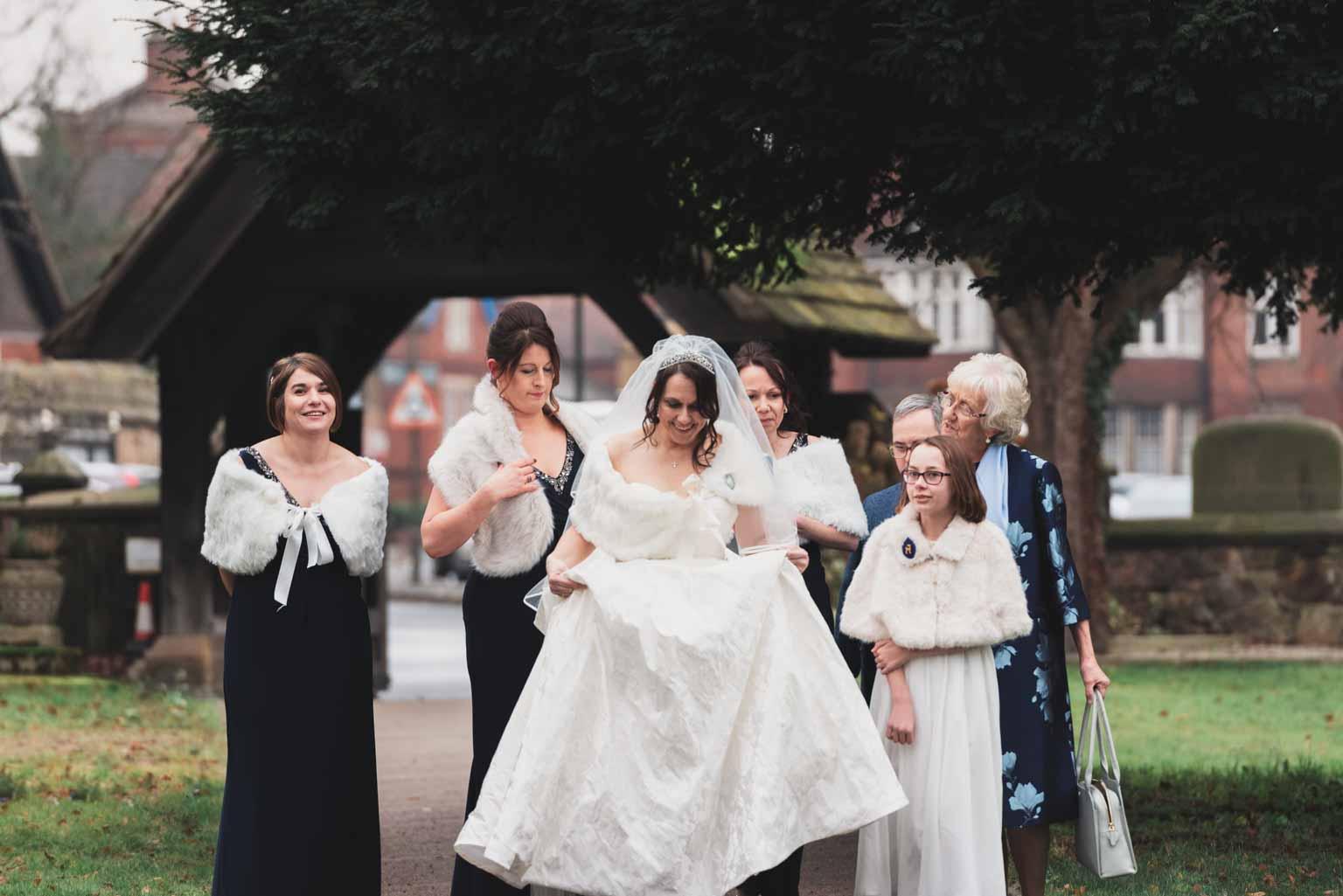 Nottingham Church Weddings