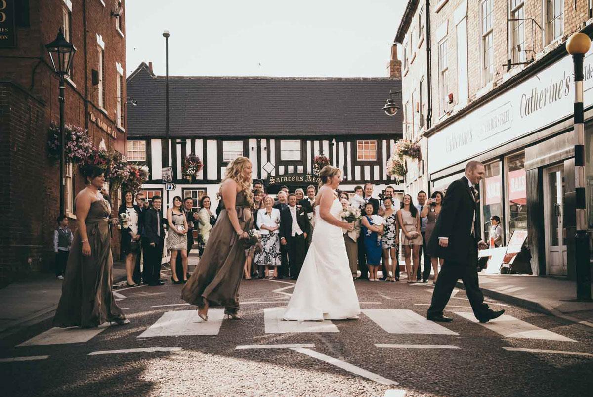 Weddings at Saracens Head