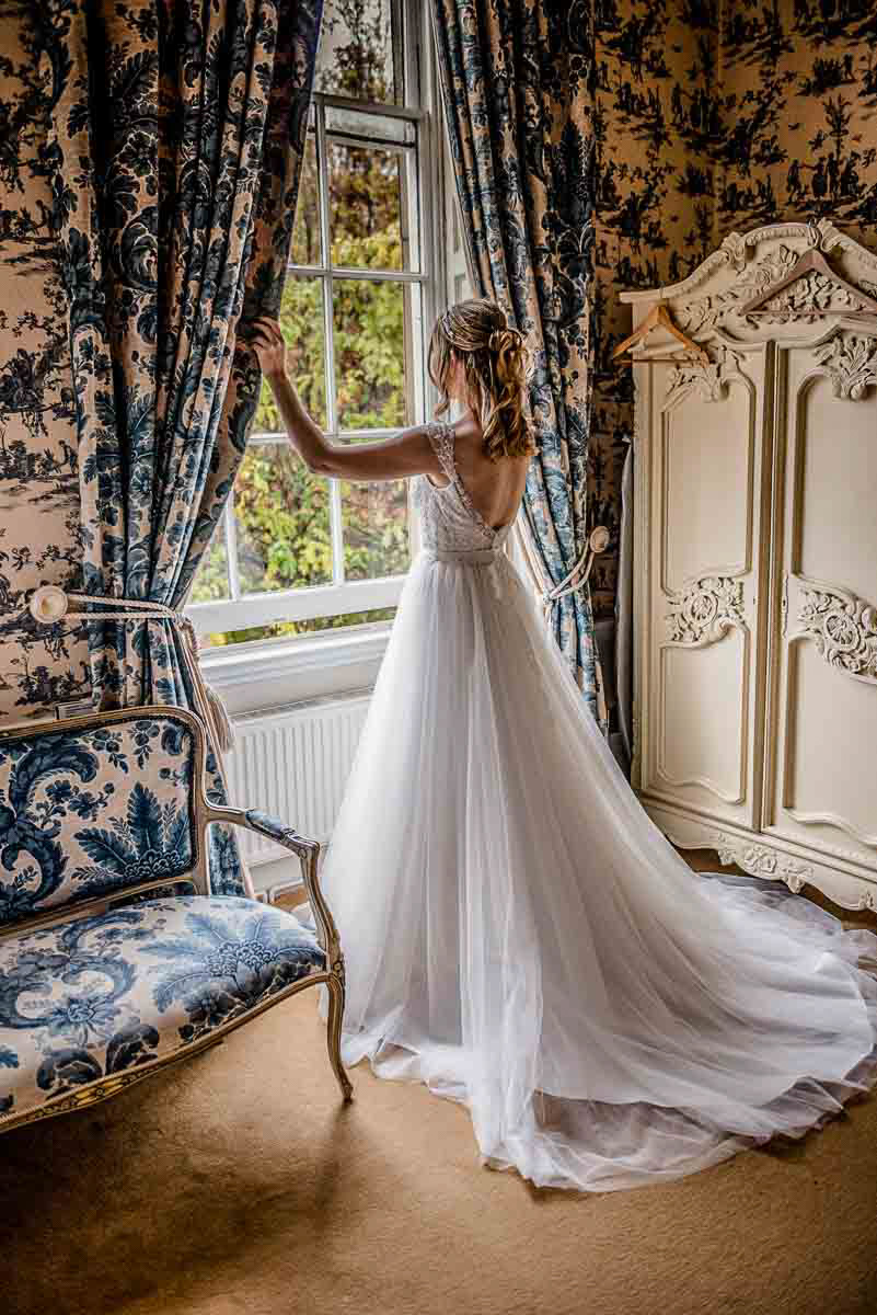 Colwick Hall Weddings