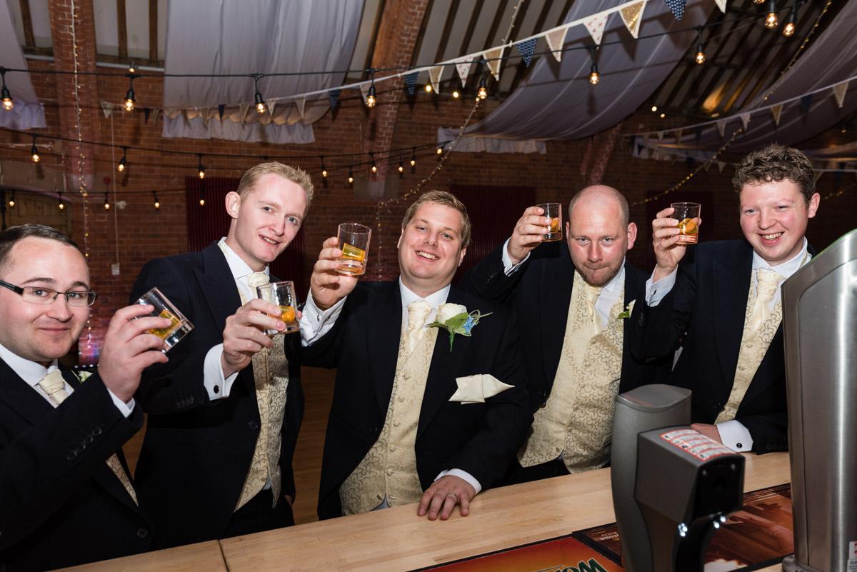 Thoresby Hall Weddings