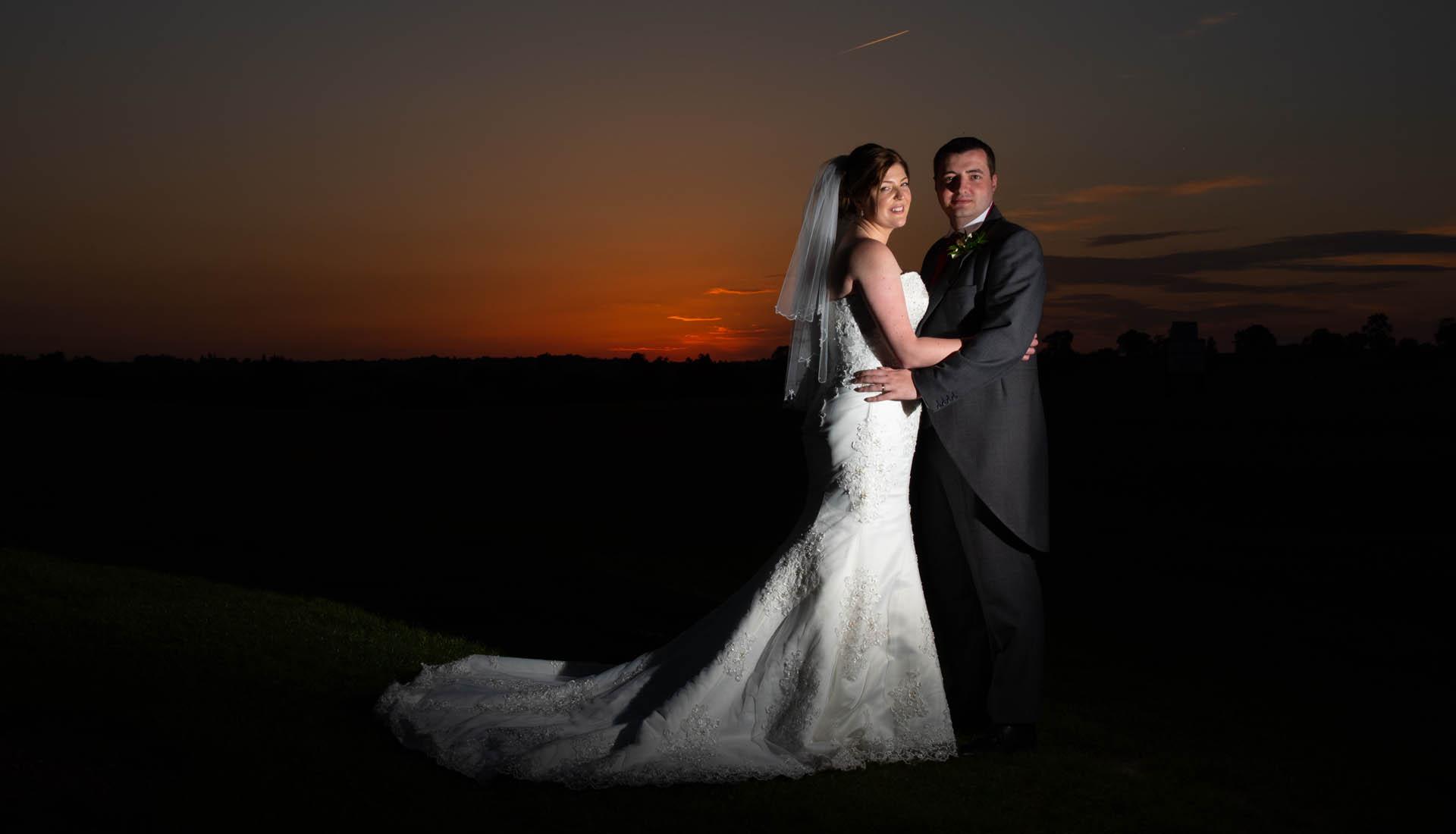 Horsley Lodge Wedding Photograph