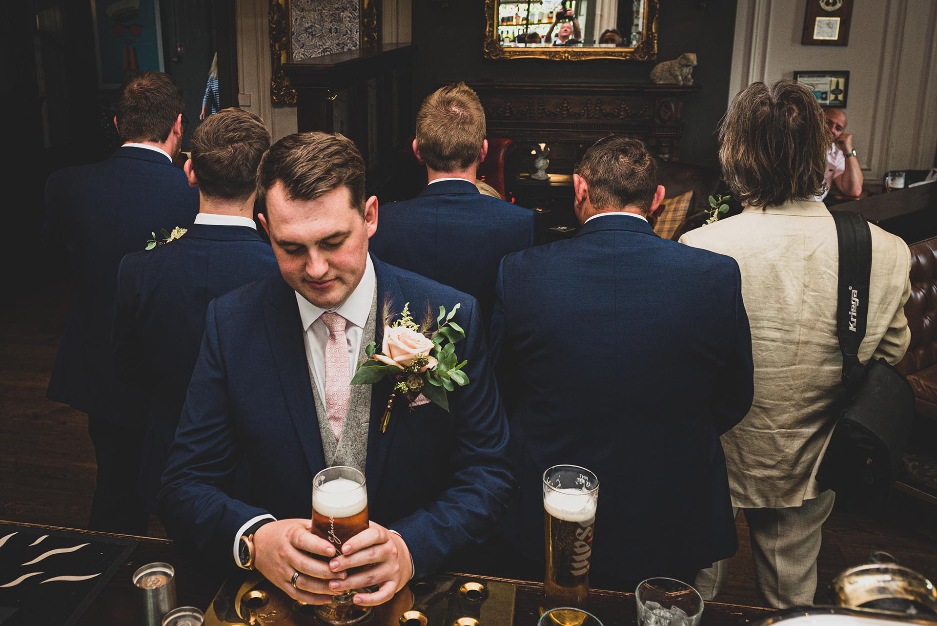 Fat Badger Harrogate Weddings