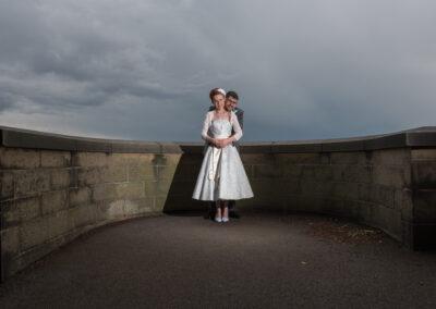 Wedding Photographer Nottingham Castle